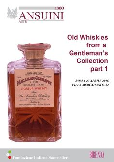 Asta Ansuini di Whisky antichi 27 Aprile 2016 – part 1 | Vino Blog