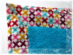 Quilt Taffy: Quick Quilt Gift Idea