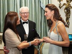 "Demonstrating her growing confidence as a public figure, Kate got glowing reviews when she stepped in for Prince Charles with just 24 hours' notice for her first official solo engagement on Oct. 26, 2011. At the dinner at Clarence House in London to benefit In Kind Direct, the Duchess ""spoke to every single guest,"" the charity's chief executive Robin Boles told PEOPLE. ""She was completely natural, professional and charmed everyone."""