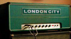 """1971 LONDON CITY DEA130 MKV Dutch Plexi Clones. The """"green"""" ones have good parts..horrible ..got to hot. 100 watts sound good"""