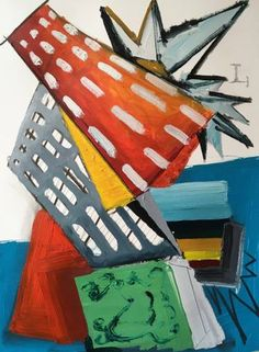 "Saatchi Art Artist Miguel Cabeza; Painting, ""Cloud Number 9"" #art"