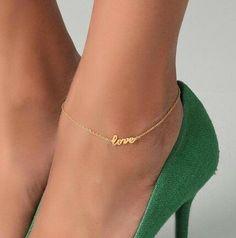 #lovr #ankle #bracelet