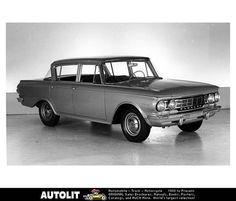 1962 AMC Rambler Classic Deluxe Sedan Factory Photo | eBay