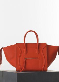 faux celine handbags - MEDIUM LUGGAGE PHANTOM HANDBAG IN NAVY BLUE BULLHIDE CALFSKIN 30 X ...