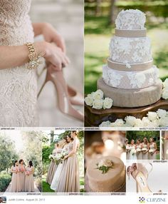 Taupe Weddings