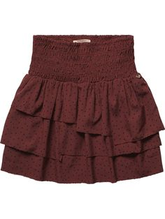 All-Over Printed Skirt | Skirts | Girl's Clothing at Scotch & Soda