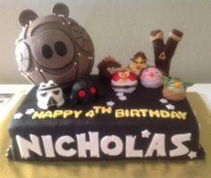 Ratchet Th Birthday Cakes
