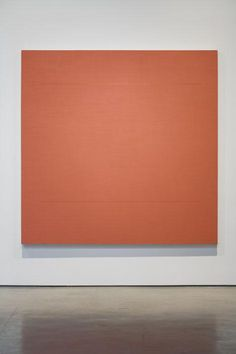 Robert Irwin 1962 Oil on canvas untitled | Museum of Contemporary Art San Diego