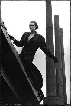 Kara Young - 1984 / Photos PETER LINDBERGH