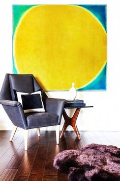 How to Pull It Off:  6 Rooms That Boast 1 Bold Color Successfully