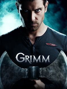 "Grimm (2012-   ) This show is pretty nifty with a plot that shows how fairy tales (not the nice ones) are tied in to actual fact throughout the ages. A ""Grimm"" is like my boys, Sam & Dean Winchester, hunting down evil where he finds it. A well-rounded cast of characters keeps this show interesting, including Sasha Roiz<--my latest grown-up crush."