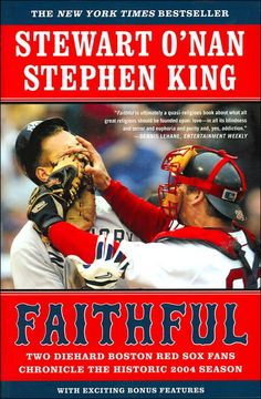 """Faithful"" has to be the best book about Boston's 2004 season. #sportsbook"