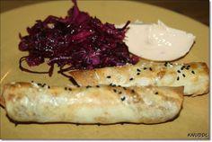 Was cookst Du heute: Vegetarischer Sigara Börek