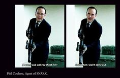 Agents of S.H.I.E.L.D. Coulson is amazing
