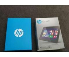 Hp 10 Omni Tablet Quad Core Processor With Full Box For Sale in Wah