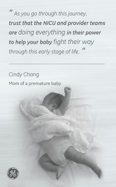 Cindy Chang is one of many who has experienced prematurity and is sharing her words of wisdom and inspiration for others currently going through it  #PrematurityAwarenessMonth