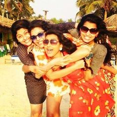 #APITConnect - My girliesss... I miss ull .!!!!! ... #olddays #memoriescaptured #goa #girlstrip #majorthrowback #bestdays #loveull #fun #madness #beachgirls #shacks #relaxation #travelmode ....... Life  $REBOOT$ by Abhidnya bhave http://bit.ly/1nXi9ye