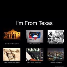 """So true!!!!! no joke people need to read this to understand me>>i hate when i say texas people automatically think COWBOY! Seriously. I HATE country music. I HATE boots. I HATE """"country"""" style things, ranches, rodeos and cows So dont even THINK for a SECOND that im a cowgirl!"""