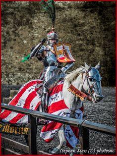 'Knight' courtesy of Stephen Moss/Photosm