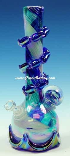 Fearsome Soft Glass Water Pipe - SB