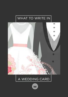 How To Write A Wedding Gift Message : to write in a wedding card? Get your pen rolling with these wedding ...