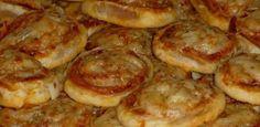 Recept: Pizzás csigák 10 perc alatt! Ezt még most is megsütheted!