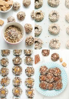 Ciastka thumbprint -świąteczne wypieki-blog kulinarny-codojedzenia.pl Biscuits, Cereal, Food And Drink, Cookies, Chocolate, Breakfast, Blog, Noel, Recipies