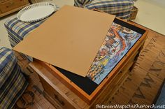 Jigsaw Puzzle Table Man Pinterest Tables Jigsaw