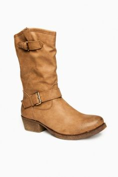 Jessalyn Boots in Taupe