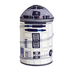 Boite & Sac Rangement Souple Pop'Up R2D2 Star Wars Rangement Souple Pop'Up R2D2 Star Wars