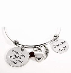 Personalized Urn Bracelet - Ashes Bracelet - Cremation Jewelry - Custom - Loss Of Mom - Urn For Ashes - Urn Jewelry - Memorial Gift for Mom
