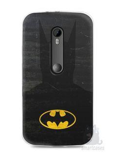Capa Moto G3 Batman #2 - SmartCases - Acessórios para celulares e tablets :)