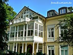 Beautiful house on Djurgården.