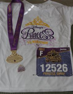 2012 Princess Half Marathon   Running at Disney #runDisney #PrincessHalf