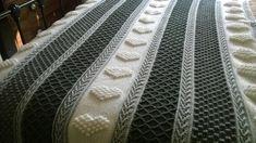 Nicole's wedding blanket