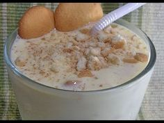 mmmm...I loved my mothers homemade banana pudding growing up!  Why not try it in a shake-nostalgic!