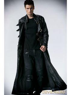 black-alternative-gothic-long-trench-coat-for-men.jpg (450×597)                                                                                                                                                                                 More