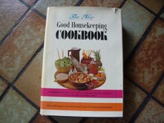 1963 Third Printing Of The New Good Housekeeping Cookbook With Dust Jacket