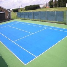 Colouring Sport Surfaces