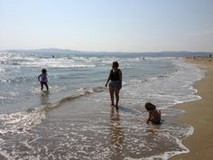 Burnaz Beach / Erzin / Hatay / Turkey