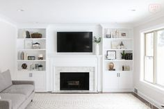 The Dos and Don'ts of Decorating Built-In Shelves | The DIY Playbook