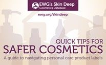 Check the true safety of your beauty products- Skin Deep Cosmetics Database, Environmental Working Group clean-it-up