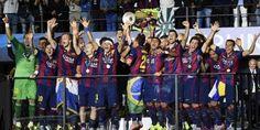 Barcelona Juara Liga Champions Yang ke Lima