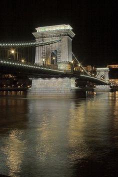 Amazing Chain Bridge,Hungary