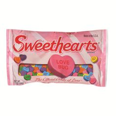 Sweethearts Candies Conversation Hearts