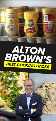 Here Are Alton Brown's Most Nerdy (And Brilliant) Cooking Hacks (P.S. We agree with his pasta method.)
