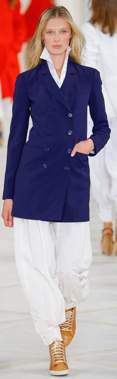 Ralph Lauren Collection Printemps 2016