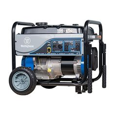 Westinghouse portable generators come fully loaded with a unique combination of high-quality features offering you superior value for the money. Every component in a Westinghouse portable generator...