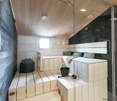Asuntomessujen 2020 saunanostot ja saunatrendit – Saunologia.fi Bathroom Styling, Scandinavian Style