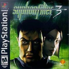 Syphon Filter 3 - PlayStation Complete, includes disc, case, cover art, manuals and inserts. Playstation Consoles, Playstation Games, Video Game News, Video Games, Nintendo, Pc Engine, Sega Mega Drive, Video Game Collection, Daily Video